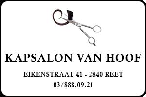 Kapsalon Van Hoof